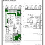 Rencana denah rumah tinggal dan kost