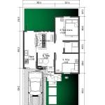 Pengembangan Rumah Tipe 40m2