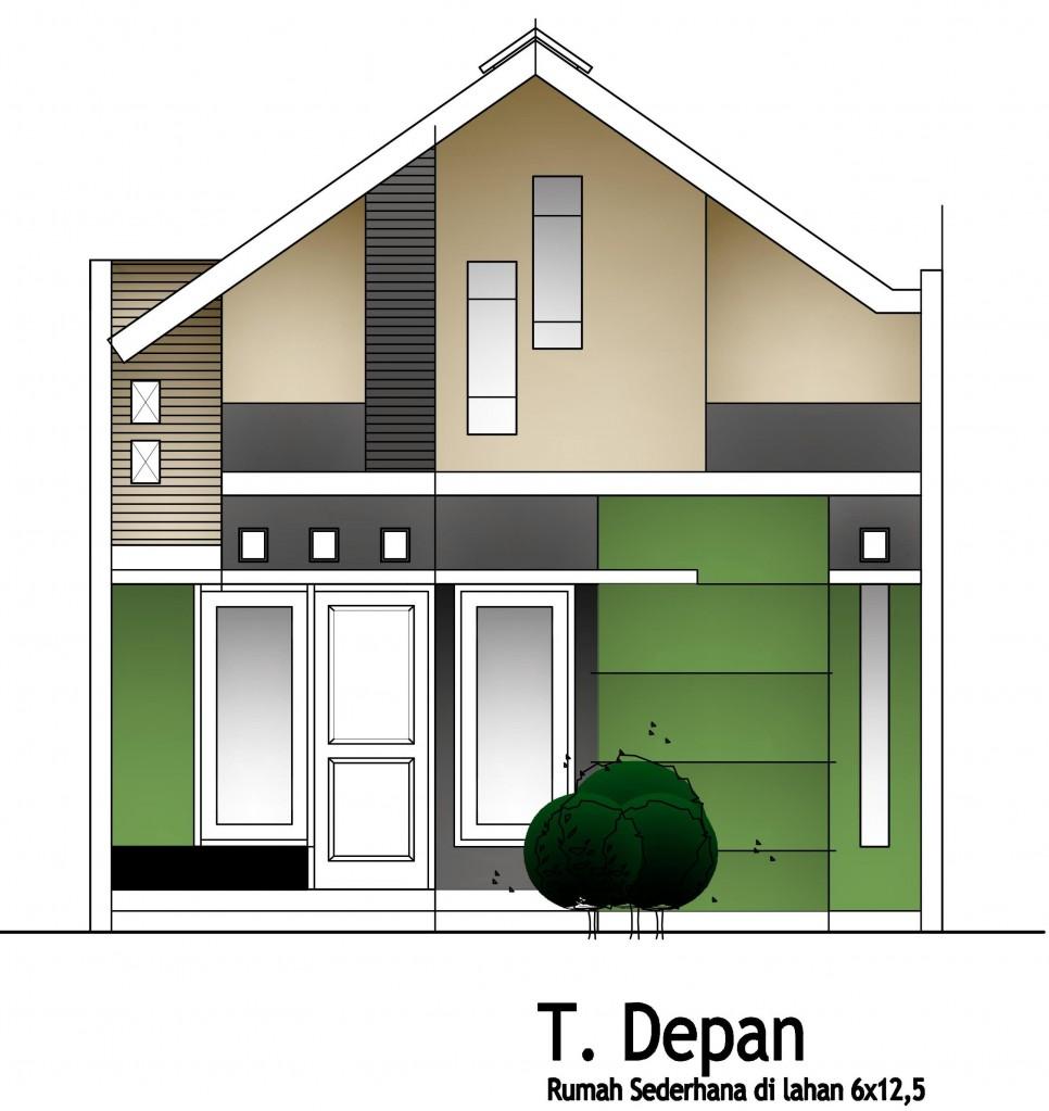 Rumah Sederhana_tampak