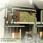 Desain Rumah Tipe Kinanti1