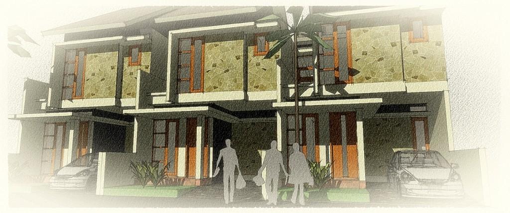 Desain Rumah Tipe Kinanti
