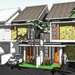 Header Posting Desain Rumah Tipe Kinanti