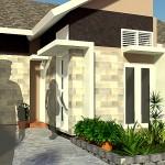 Konsep Rumah Sederhana Tipe MOCCA