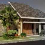 Project : Rumah Tinggal Tropis Tipe SURAKARTA