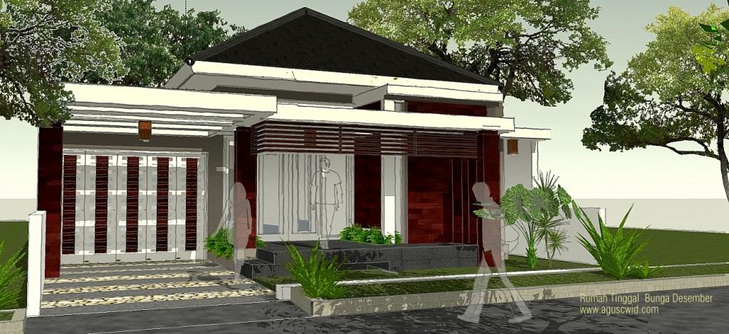Tips Desain Rumah Tropis Modern