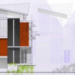 Pra Desain Rumah Tipe Bungan Dewandaru
