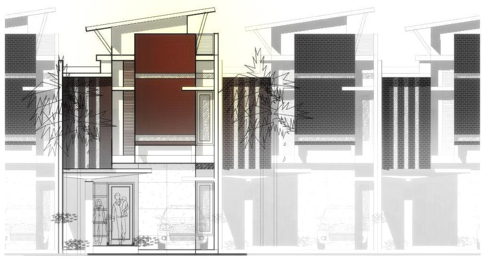 Desain Fasad Rumah  Lantai Tipe Sawah Xm Aguscwid Com Aguscwid Com Aguscwid Com