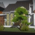 Desain Rumah tipe Laras_02_10x15m2