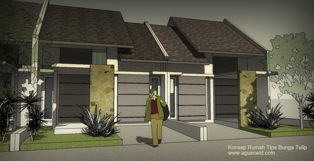 Posted 10 Jul 2012 in Review Desain , Rumah Tinggal