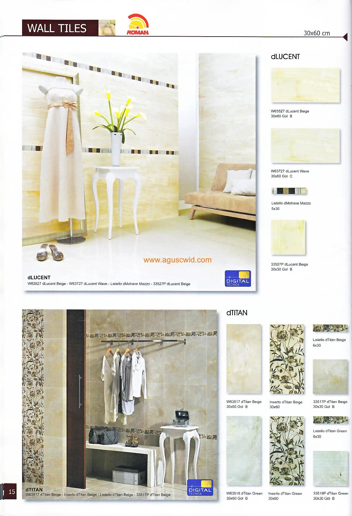 ... & Pemilik Katalog : http://www.romanceramics.com/roman/index.php