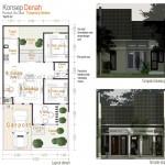 Posting3 Konsep Desain Rumah Ibu Dina_Banten