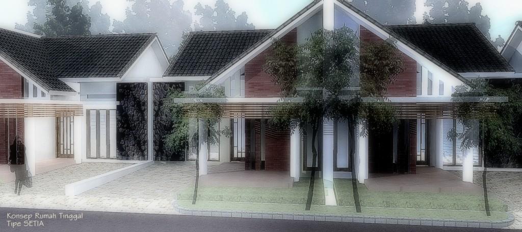 Desain Rumah Minimalis Tebet Gambar Rumah Renovasi Rumah Tebet