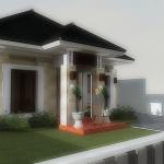 Desain Rumah Ibu Rahmi | Bengkulu