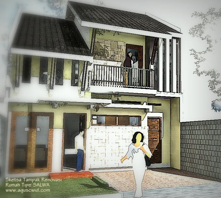 Renovasi Rumah Bapak Widodo | Ciruas-Serang