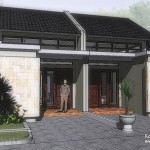Update Perspektif Rumah Tipe BAHAGIA
