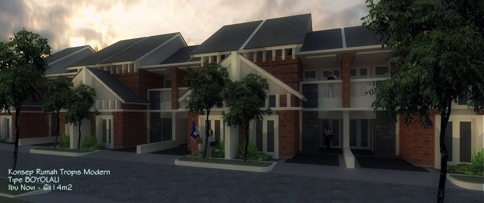Trend Desain Rumah Tahun 2014
