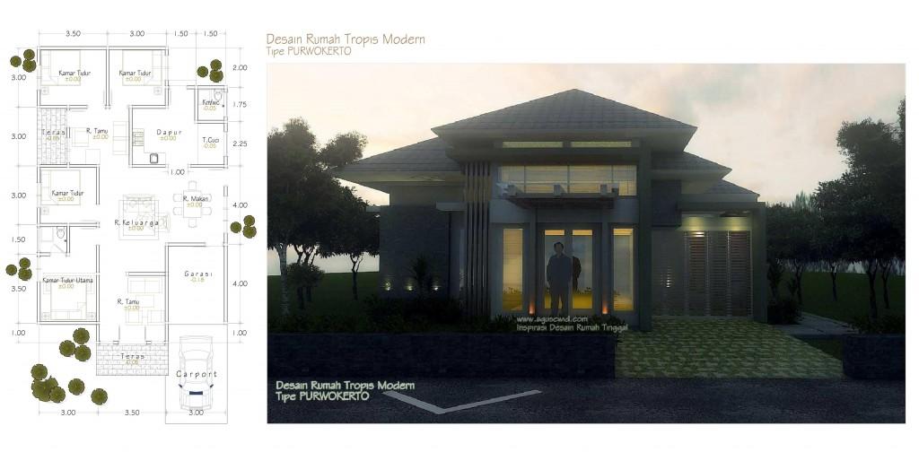 Trend Rumah Modern 2014