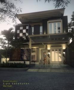 TIPE KETEKUNAN_EXTERIOR_Rumah Ibu Indri_POSTING2