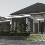 Konsep Fasad Rumah Minimalis ModernTipe SHUBUHIbu Didinx