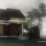 Konsep Tampak Depan Rumah Ibu Risanti_Tipe SHOLAWAT4_HEADER