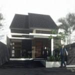 Perspektif Tampak Depan Rumah Ibu Risanti_Tipe SHOLAWAT_HEADER