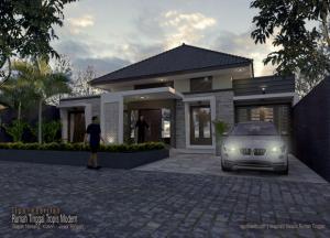 Konsep Fasad Rumah Tropis