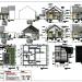 Contoh Sebuah Gambar Perencanaan Rumah Tinggal