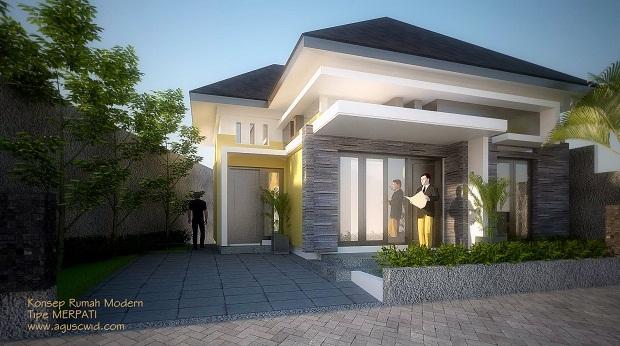 Konsep Rumah Modern 2014